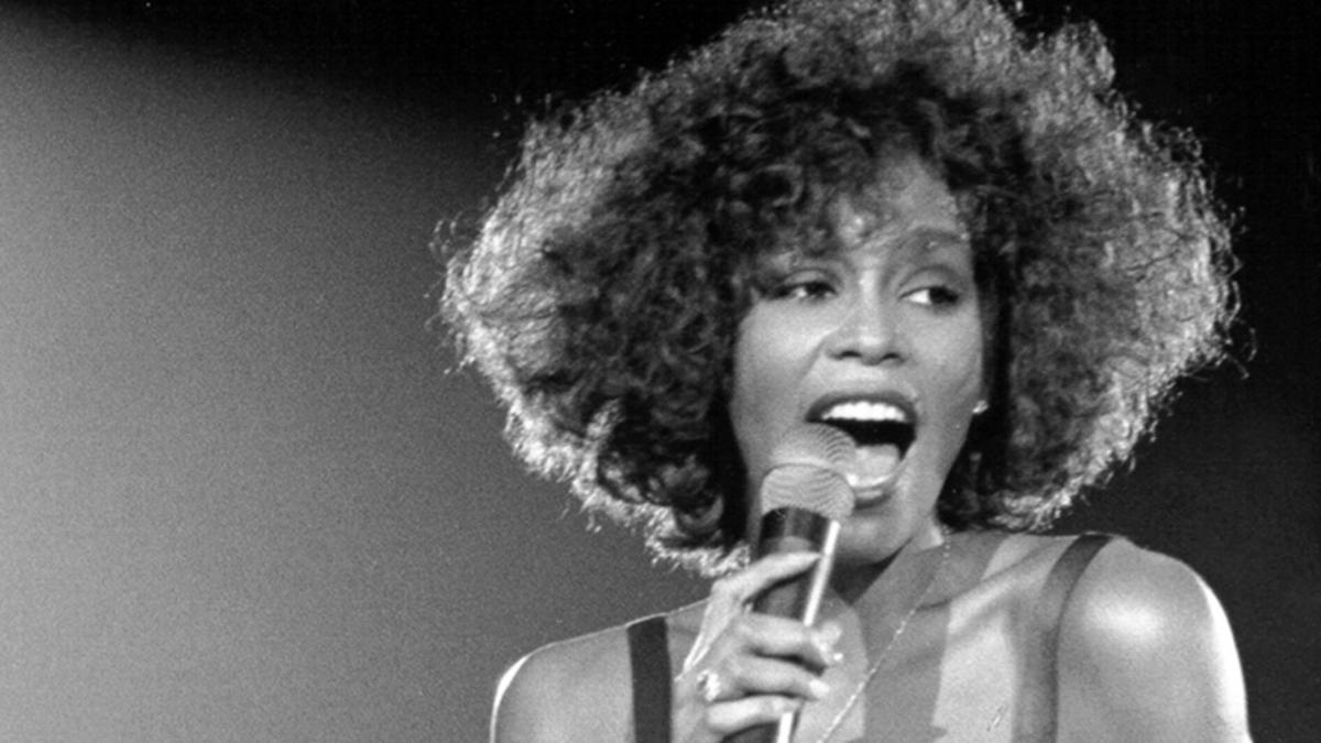 My Weekend with Whitney Houston